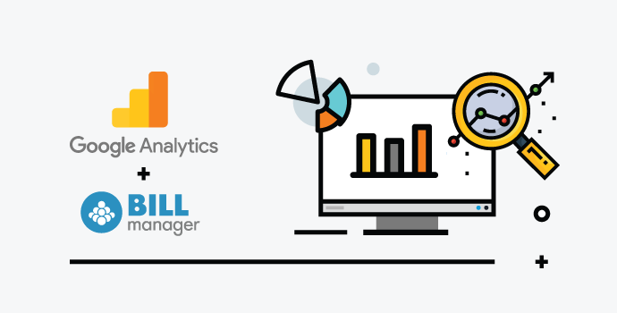 BILLmanager с Google Analytics