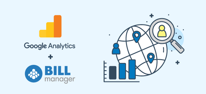 Google Analytics and BILLmanager: top-10 tools for providers