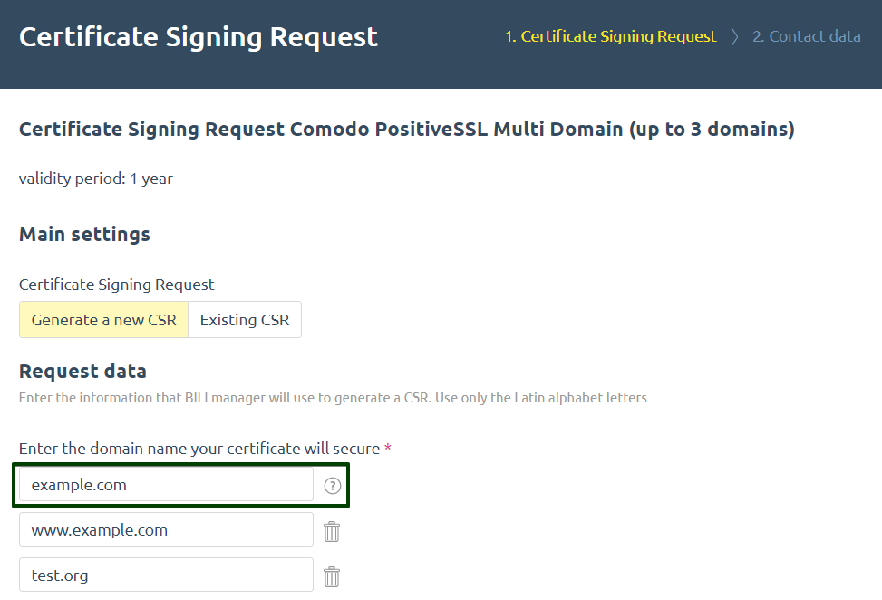 Multi Domain Ssl Certificates Benefits And Order Peculiarities