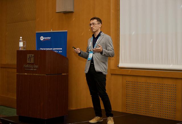 Игорь Кузьмин, руководитель отдела развития продуктов ISPsystem