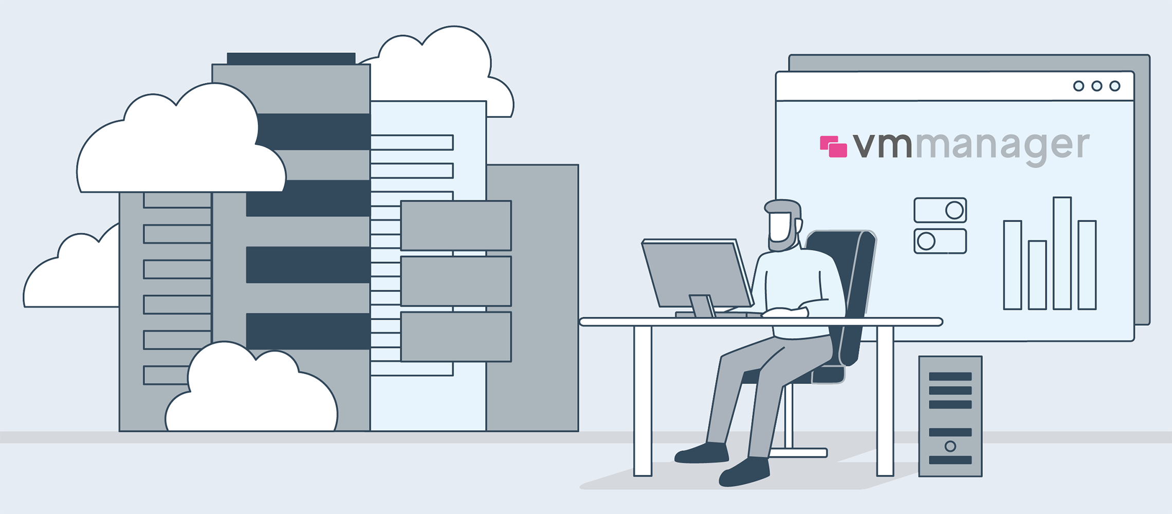 VMmanager вошел в рейтинг лучшего ПО для серверной виртуализации